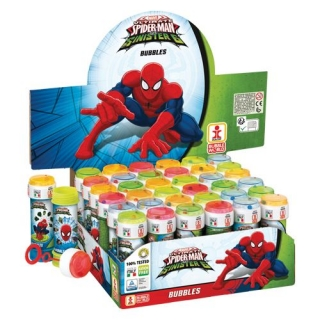 Bublifuk DULCOP 60ml  Spider-man