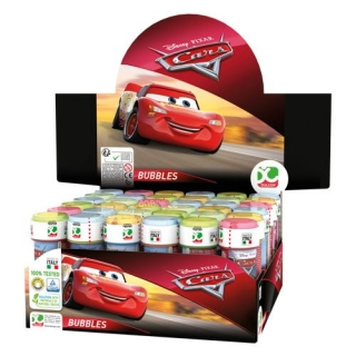 Bublifuk DULCOP 60ml  Cars