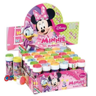Bublifuk DULCOP 60ml  Minnie