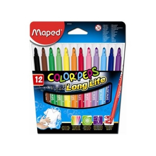 "MAPED Fixy ""COLOR`PEPS"", 12 ks"