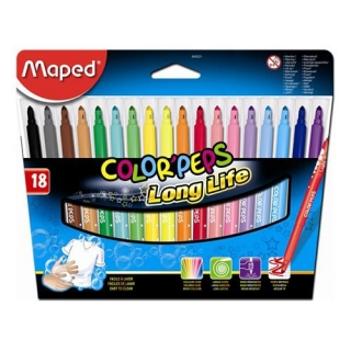 "MAPED Fixy ""COLOR`PEPS"", 18 ks"