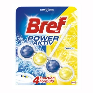 Bref Power Aktic WC blok Lemon, 51g
