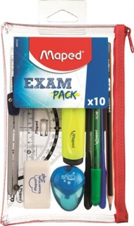 MAPED Exam Pack Školská sada, 10 ks